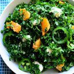 Kale Citrus Salad | The Pioneer Woman Cooks | Ree Drummond citrus salad, kale salad