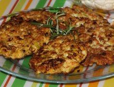 Kotlety z kurczaka i kalafiora - Przepisy kulinarne - Sprawdzone i smaczne