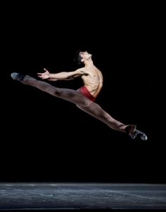 Roberto Bolle in L'Arlesienne - photo by Luciano Romano