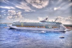 Liberty of the Seas ready to set sail.