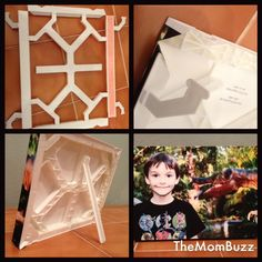Print Your Own Canvas Kit - $29.99 for 3 Frames and Canvas Sheets {review}