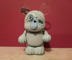 """Vinylmation 3"""" Furry Friends Series 1 Recalled Series Percy the Pug"""
