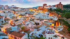Setenil de las Bodegas - Andalusia, Spain  #travel #vacation #spain