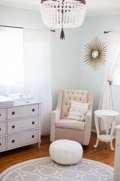 Nursery ideas. So baby hungry right now.