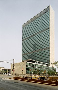 United Nations Headquarters, New York