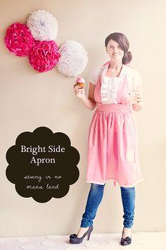 How to make Anthropolgie knock off apron!