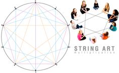 String art and Waldo