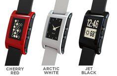 有白色iPhone的你絕對不能夠錯過這隻可以與iPhone近乎完美整合的白色手錶!