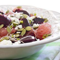 Citrus Beet Salad