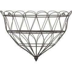 $10.00 Amira Wire Wall Planter by Crate