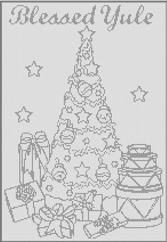 "Ravelry: Filet Crochet Tablecloth ""Let It Snow"" pattern by"