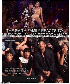 The Smith family.
