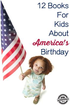 kid activities,  america, 12 book, america birthday, books for kids