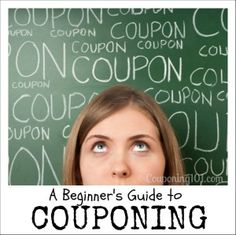 A Beginner's Guide to Couponing | Couponing101.com