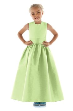Dessy Fl4025 Flower Girl Dress | Weddington Way $154