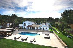 The luxury Santa Ponsa Villa, Mallorca