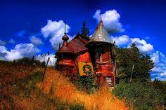 Victor Moore's Junk Castle