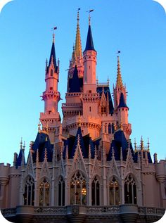 disney world...