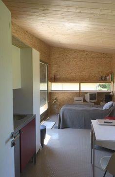 Cyril Brule's Minimalist Cabin