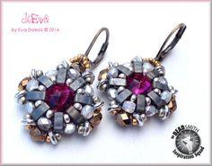 deEva - beaded jewelry: F 56 - Nulda
