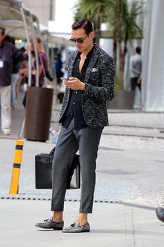 dandy style