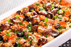 Rice casserole recipes