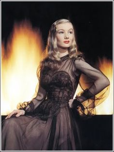 i married a witch...veronica lake