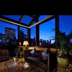 hotel plaza, hotel balconi, night lights, glass, plaza athene, nyc, new york city, photo galleries, hotels