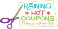 Raining Hot Coupons