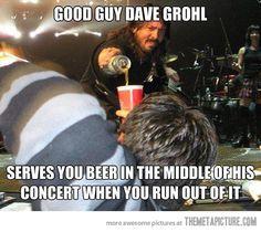 Good Guy Dave…