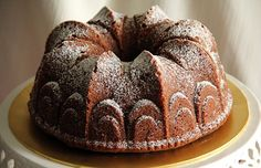 Best Banana Bundt Cake, this makes a gorgeous centerpiece for the holidays!