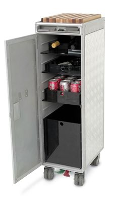 Airline galley bar, I always wanted to play with this