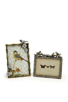Nida Bird Frames - Set of 2 on HauteLook