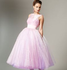 Could I talk Taylor into this for Homecoming next year?  McCall's 6466