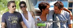 Halle Berry And Oliv