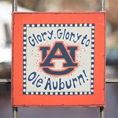 Auburn Decor Gifts on Pinterest Auburn Tigers Eagles