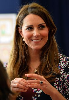 Kate Middleton Photo - Kate Middleton Visits a Primary School 5