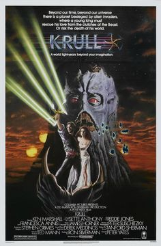 Krull - when I was a kid