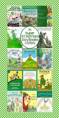 St. Patrick's Day read-aloud or resources