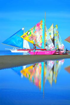 The Paraw Regatta is