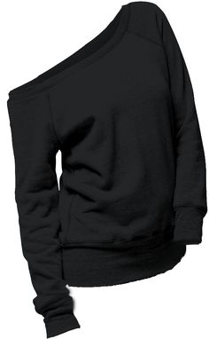 black sweatshirt, off the shoulder sweatshirt, sweater, style, outfit, black boots, one shoulder, sweatshirt in every color, running shirts