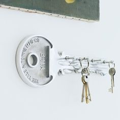 Key keeper from UK.  May have to order this.