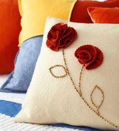 Cojines Decoración | Casa Flower Garden