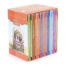 Little House Books (Paperback) ~ set of books