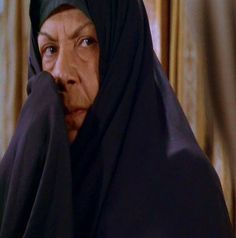 The very scary Ameh Bozorg from ´Not without my daughter´ with Sally Field (1991)