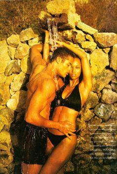 GQ US, February 1996 Model: Tyra Banks