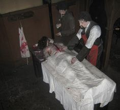 Jack the Ripper Victims Autopsy