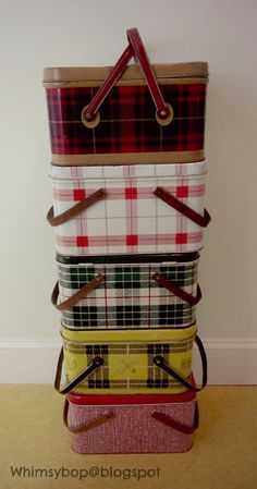 tin plaid w/ lots of color - my faves!