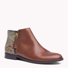 Tommy Hilfiger Levin Ankle Boots - summer cognac (Brown) - Tommy Hilfiger Boots