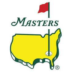 So psyched for The Masters!